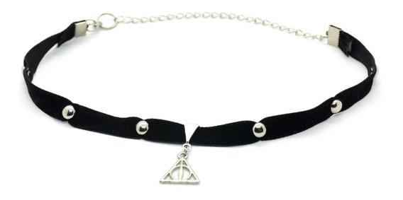 Choker Reliquias De La Muerte Harry Potter Oficial