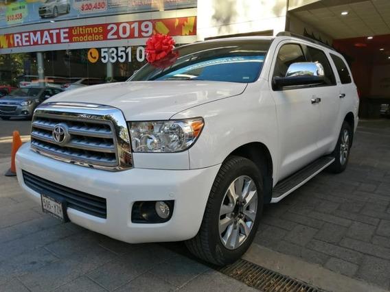 Toyota Sequoia Limited 2013. ¡somos Agencia!