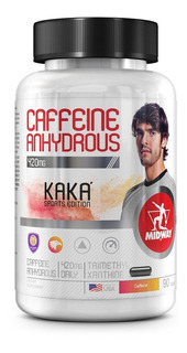 Cafeina Anhydrous Kaka Sports Edition 90 / Natural