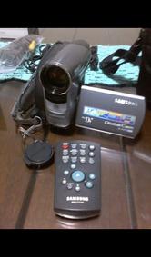 Filmadora Profissional Samsung Míni Dv