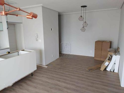 Imagem 1 de 30 de Apartamento Com 3 Dormitórios À Venda, 88 M² Por R$ 640.000,00 - Jardim - Santo André/sp - Ap11837
