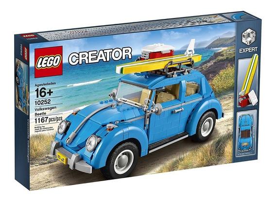 Lego 10252 Creator Expert Vw Volkswagen Beetle