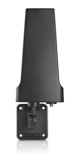 Antena Externa Interna Amplificada Para Tv 4 Em 1