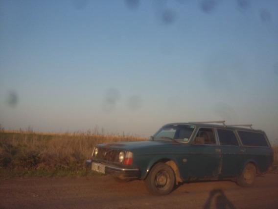 Volvo Rural 1978 Acepto Moto