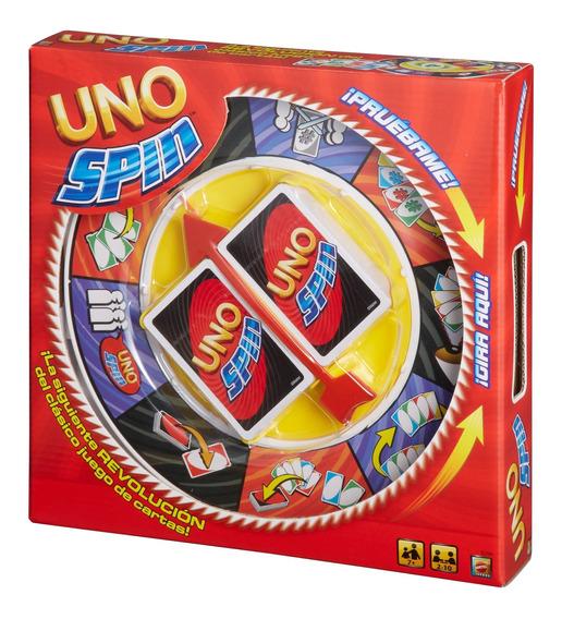 Uno Spin, Juego De Mesa