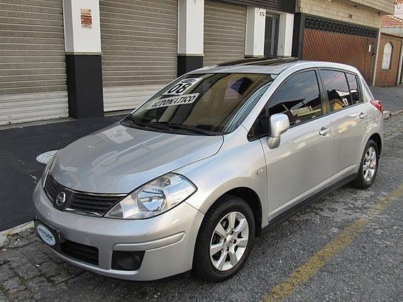 Nissan Tiida 1.8 Sl 16v Gasolina 4p Automático 2008