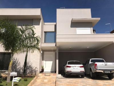 Casa Residencial Para Venda E Locação, Condomínio Villa Lobos, Paulínia - Ca1360. - Ca1360