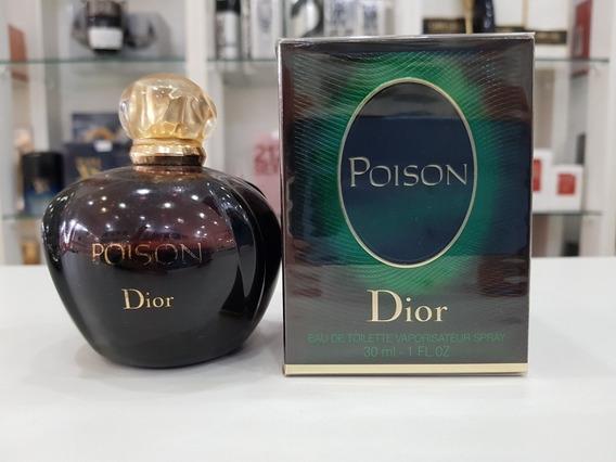 Perfume Poison Edt 30ml Dior