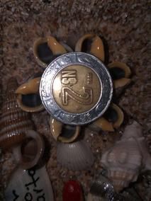 Moneda De $2 Nuevos Pesos De 1992 Coleccionable