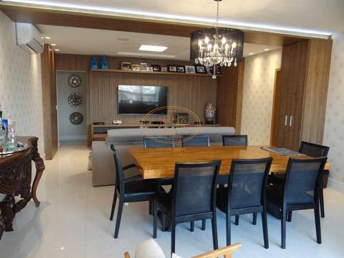Apartamento  Com 3 Dormitório(s) Localizado(a) No Bairro Embaré Em Santos / Santos  - 6691