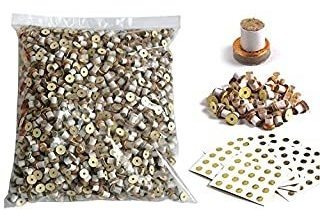 Moxibustion Mini Stick-on Moxa X (1000pcs)