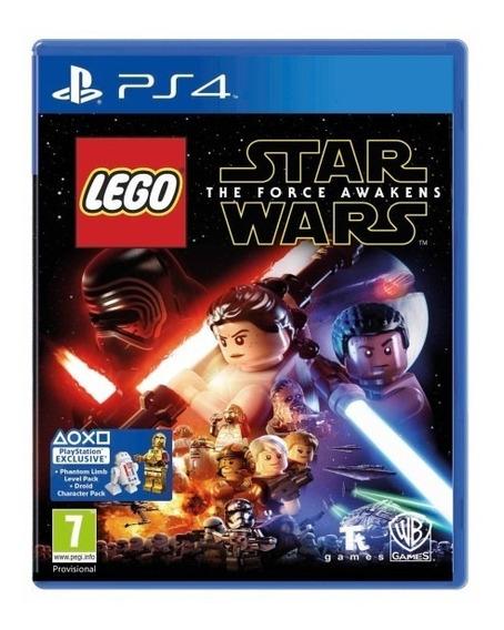 Lego Star Wars O Despertar Da Força! Loja Física!