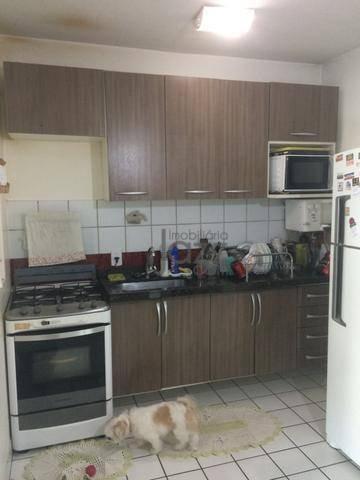 Casa Com 2 Dormitórios À Venda, 72 M² Por R$ 310.000 - Jardim Cristina - Campinas/sp - Ca6602