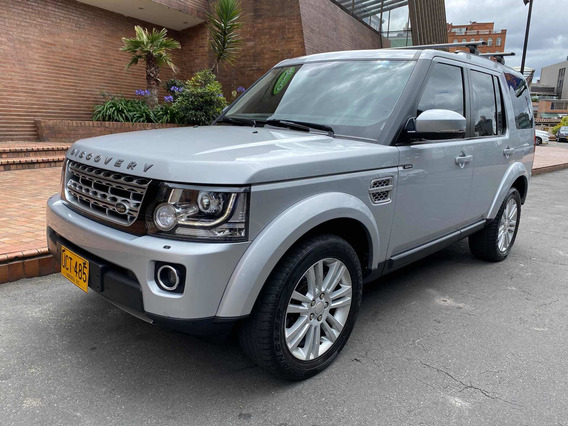 Land Rover Discovery Hse Diésel At 7psj