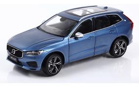 Miniatura Volvo Xc60 T5 Rdesign 1:18 Azul Csm - Oferta -