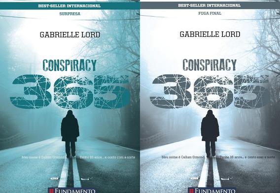 Conspiracy 365 - Novembro E Dezembro