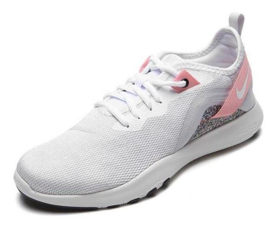 Tênis Nike Flex Trainer 9 Off White