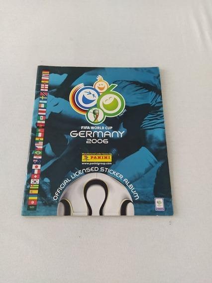 Album Copa Germany 2006 Italiano Incompleto