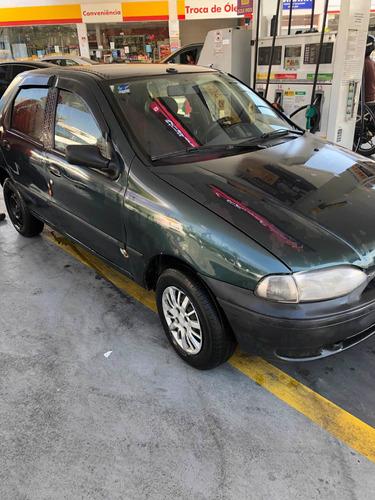 Imagem 1 de 10 de Fiat Palio 1999 1.0 Ex 5p Gasolina