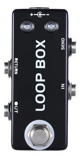 Pedal De Efectos De Guitarra Loop Box