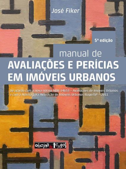 Livro - Manual De Avaliações E Perícias Em Imóveis Urbanos