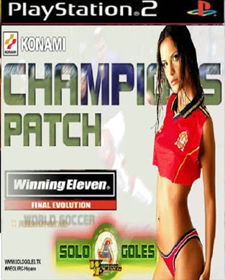 Winning Eleven 6 Fe Sologoles 2.0 - Playstation 2 - Futebol