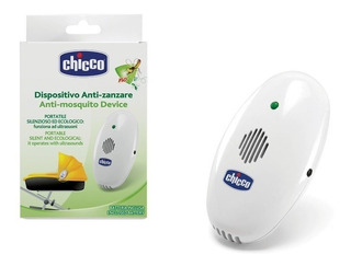 Dispositivo Anti Mosquitos Ahuyenta Portatil Chicco Full