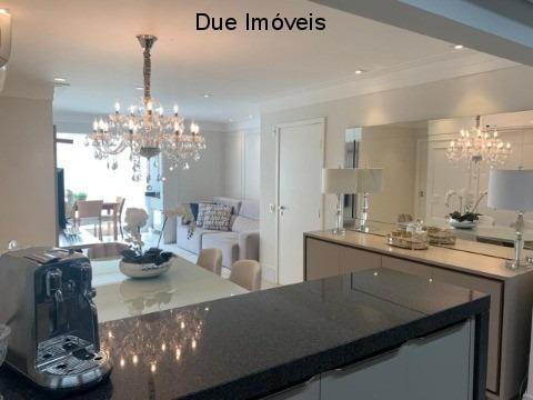 Imagem 1 de 15 de Amplo Apartamento 3 Dormitorios Edificio Winds Mobiliado R$ 930.000 Ou Sem Mobilia R$ 840.000, - Ap00533 - 69200413