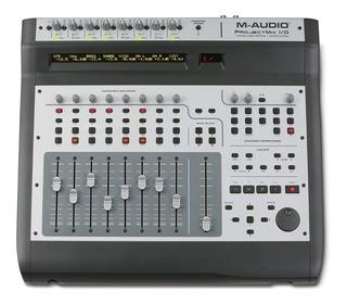 Project Mix I/o Interfase-superficie De Control