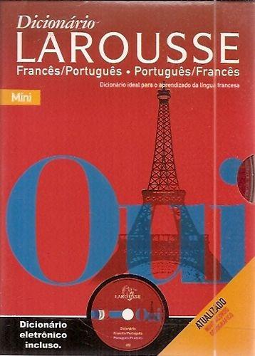 Dicionário Larousse Francês - Português Sem Autor