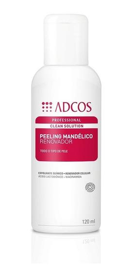 Ácido Mandélico Peeling Renovador Clean Solution Adcos
