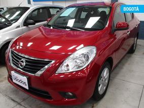 Nissan New Versa Advance 1.6 Aut Ncy834