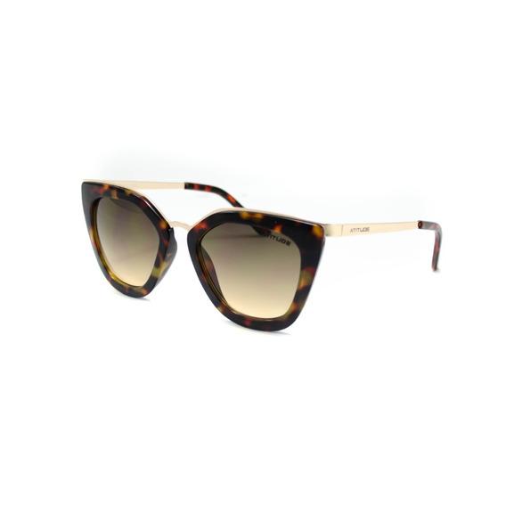 Óculos De Sol Atitude - At5340 G21 - Marrom