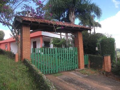 Chacara Para Venda Águas De Sarapuí, Piedade 5 Dormitórios Sendo 2 Suítes - Ch00034 - 4377092