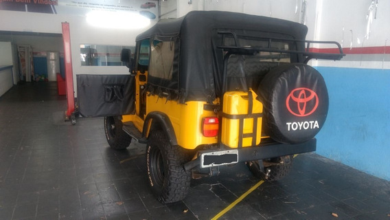 Toyota Bandeirante Bandeirantes