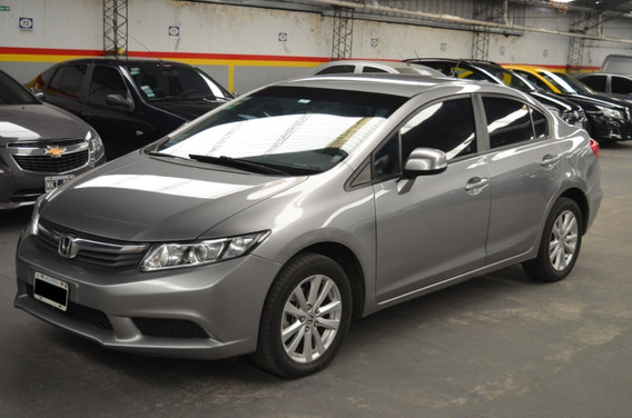Honda Civic Lxs 1.8 Mt 2013