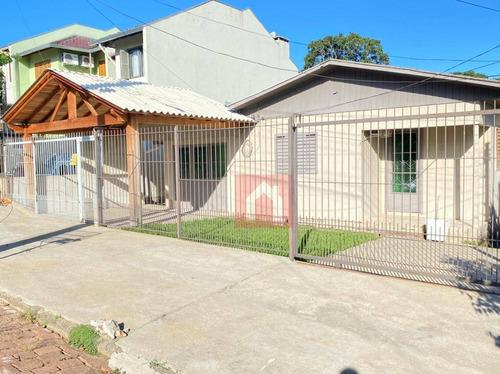 Imagem 1 de 13 de Casa Com 3 Dormitórios À Venda, 107 M² Por R$ 225.000,00 - Arroio Grande - Santa Cruz Do Sul/rs - Ca0237