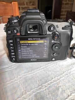Nikon D7000 Solo Cuerpo