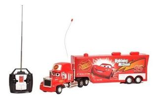 Cars Camion Mack Radio Control 27 Mhz Disney Pixar Ditoys