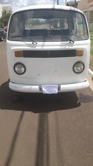 Volkswagen Kombi Álcool