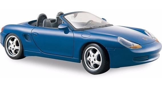 Porsche Boxster Maisto 1:24 Carros Miniaturas Réplicas