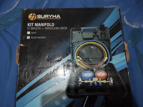 Kit Para Manutenção De Ar Condicionado
