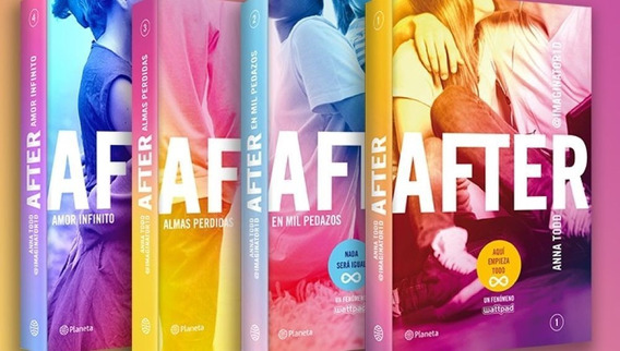 Serie After Libros Pdf