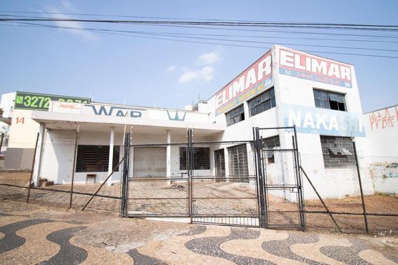 Prédio Para Aluguel Em Jardim Do Trevo - Pr007156