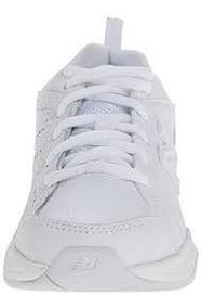 Zapatos Colegiales New Balance, Importados, De Cuero 39