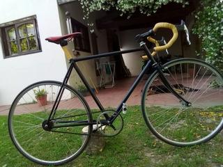 Bicicleta De Carrera Antigua Raleigh