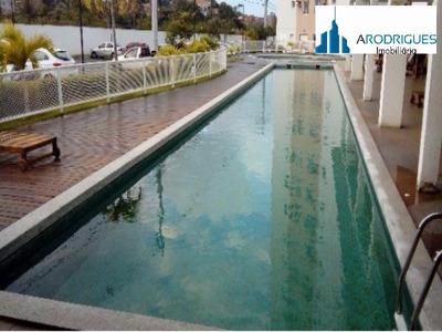 Excelente Apartamento Para Locação No Cores De Piatã Piatã, Salvador - Ap00271