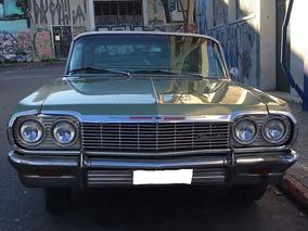 Chevrolet Impala 64 Motor V-8. 283