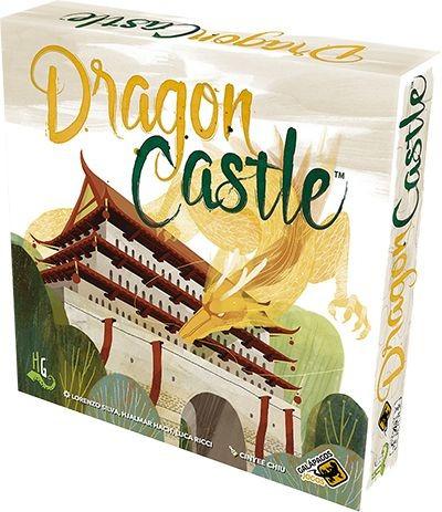 Dragon Castle Jogo De Tabuleiro Galapagos Dgc001