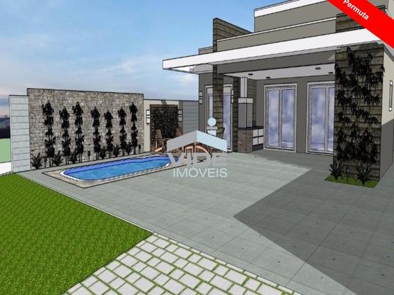 Vendo Casa Em Campinas, No Bairro Parque Xangrilá - Condomínio Fechado - Ca03809 - 34098655
